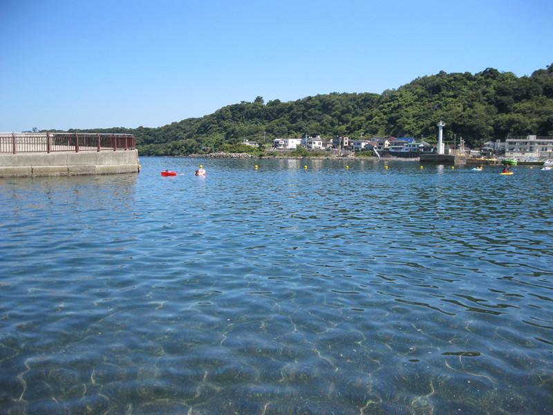 川奈イルカ浜8